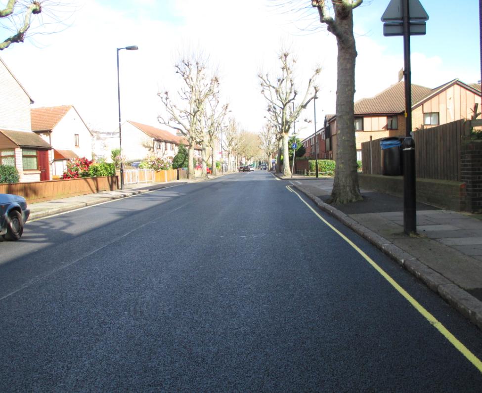 St Jamess Road